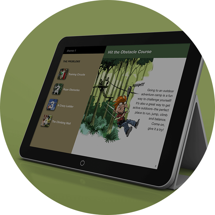 Publications sur tablettes